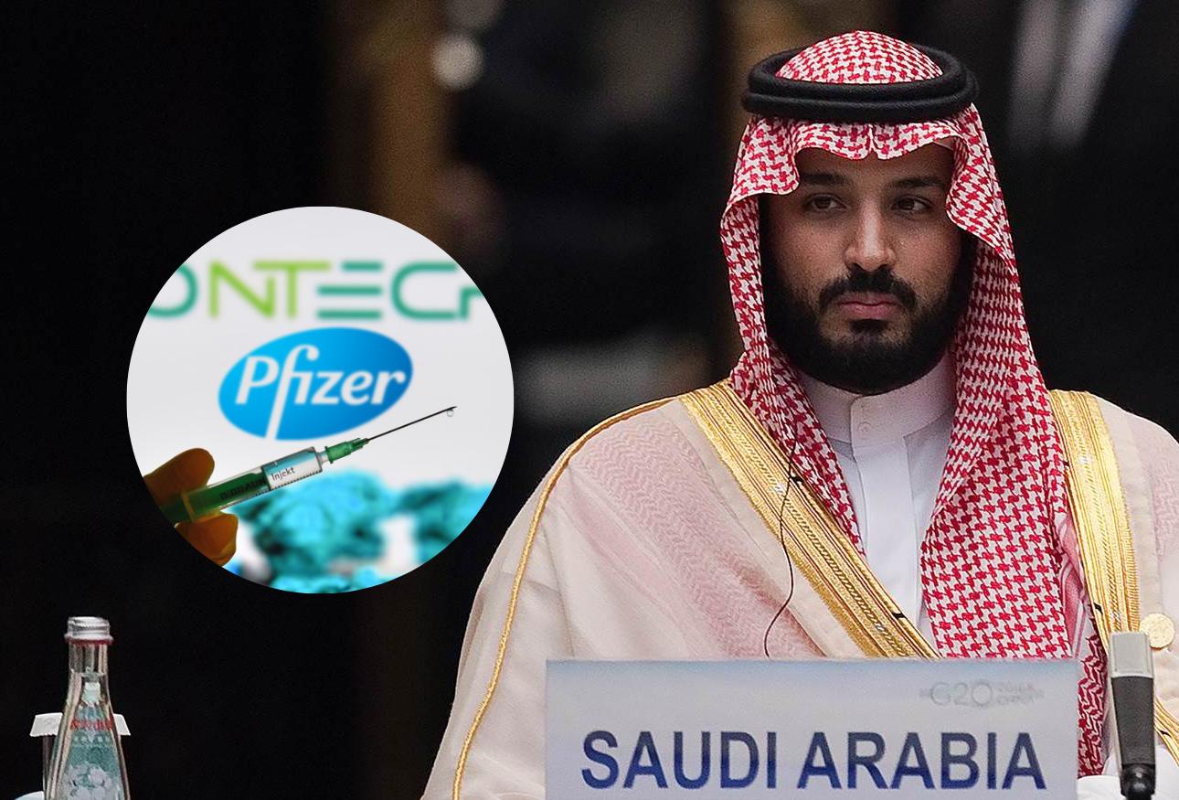 vaccino arabia saudita