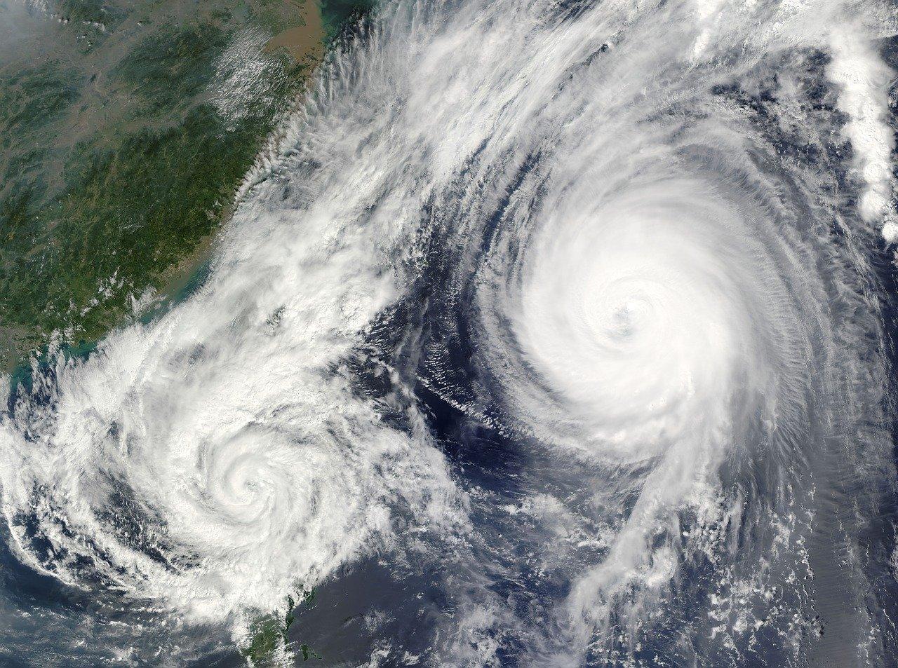 Ciclone Yasa Fiji