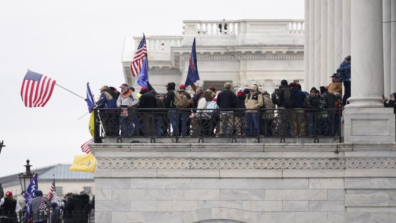 capitol hill trump