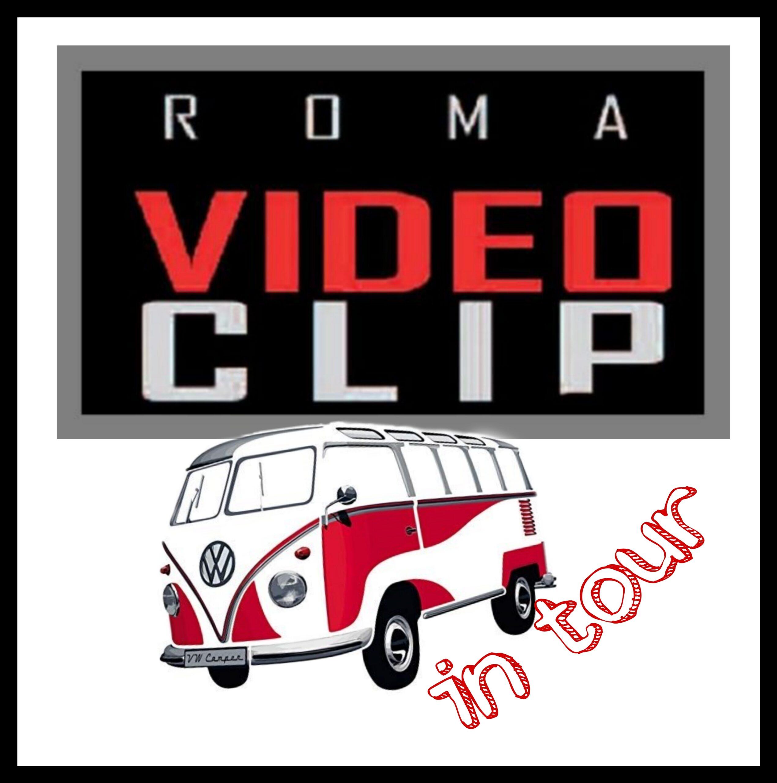 Risultato immagini per ROMA VIDEOCLIP IN TOUR in collaborazione con YouMusic.Tv