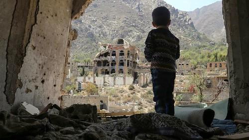 attacchi houthi yemen