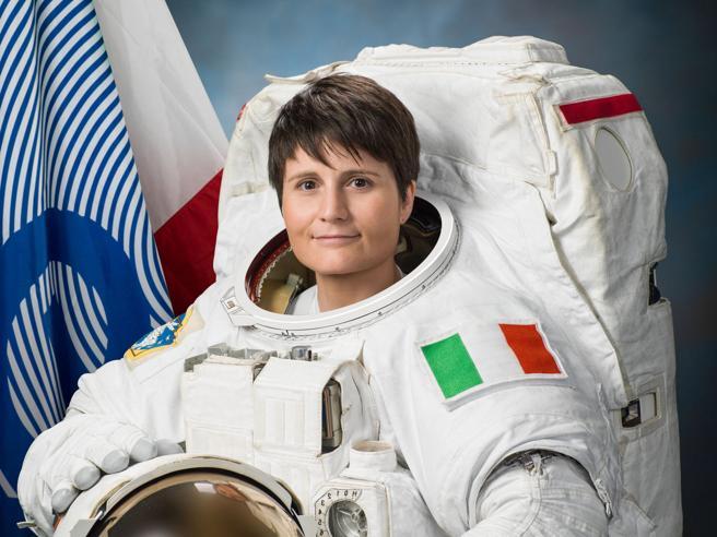 Samantha Cristoforetti prima donna europea al comando dell'ISS - foto dal web