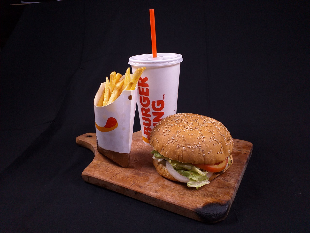vaccini burger king