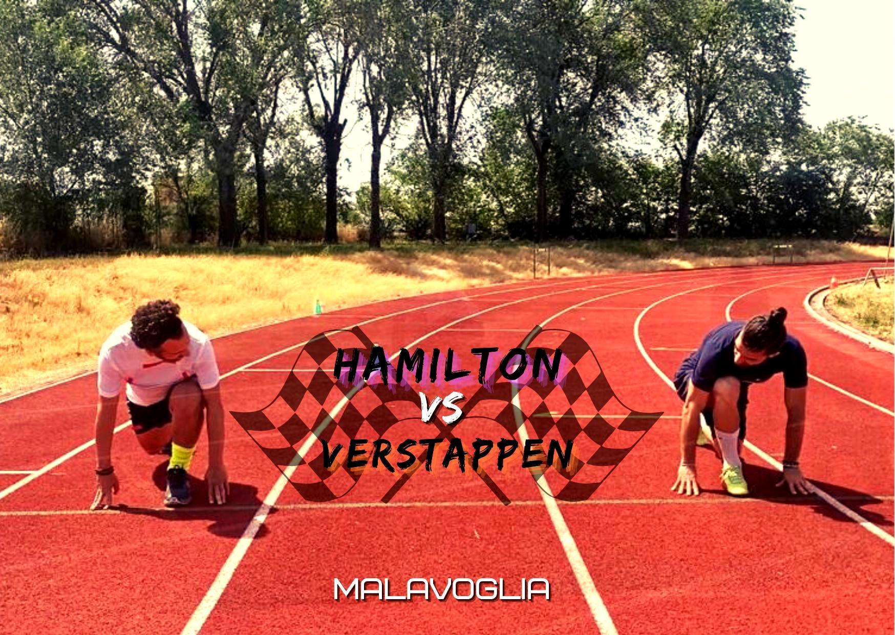 Hamilton vs Verstappen